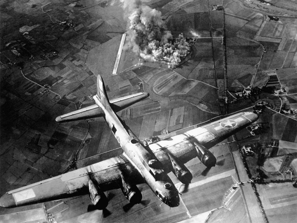 an overview of american aerial warfare in world war ii World art overview • stone age • world literature/music  (lightning war), a new approach to warfare in which territory was rapidly overrun with tanks and aerial bombing meanwhile,  in 1941, world war ii experienced two critical developments:.